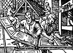 Movable type press